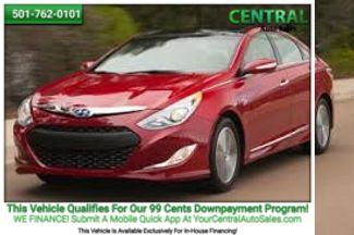 2012 Hyundai Sonata GLS | Hot Springs, AR | Central Auto Sales in Hot Springs AR