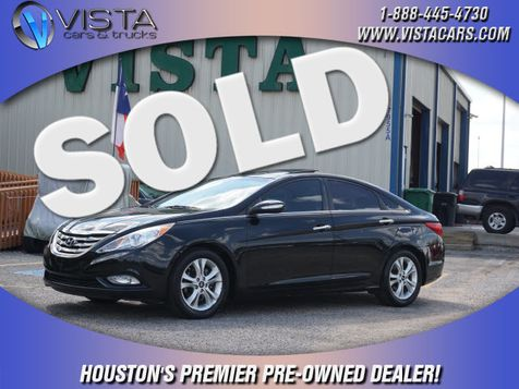 2012 Hyundai Sonata 2.4L Limited w/Wine Int in Houston, Texas