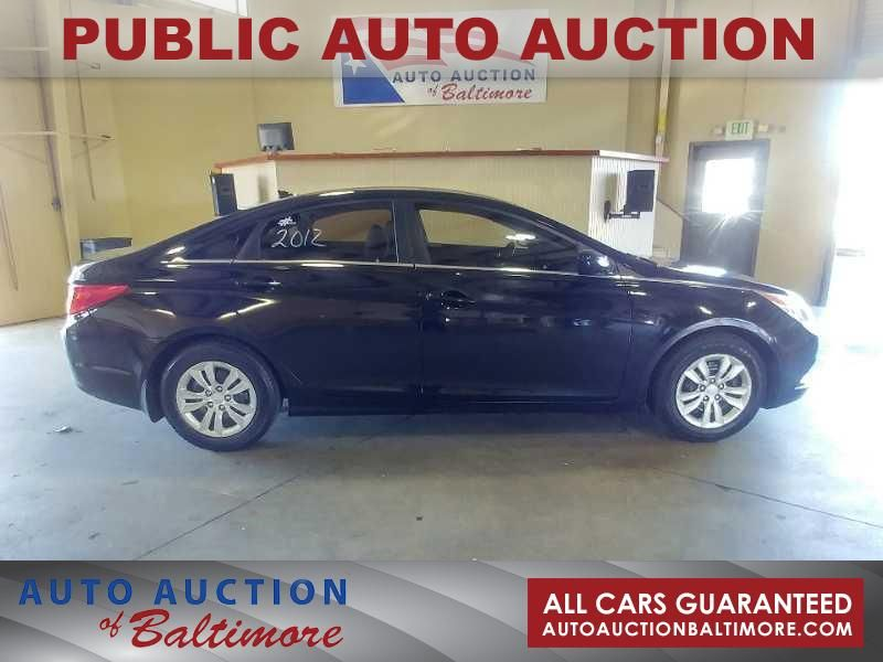 2012 Hyundai Sonata GLS PZEV | JOPPA, MD | Auto Auction of Baltimore  in JOPPA MD
