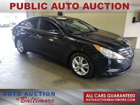 2012 Hyundai Sonata 2.4L Limited PZEV w/Wine Int | JOPPA, MD | Auto Auction of Baltimore  in JOPPA, MD