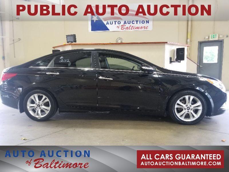 2012 Hyundai Sonata 2.4L Limited PZEV w/Wine Int | JOPPA, MD | Auto Auction of Baltimore  in JOPPA MD
