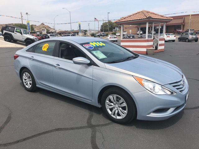 2012 Hyundai Sonata GLS PZEV in Kingman Arizona, 86401