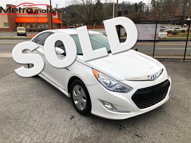 2012 Hyundai Sonata Hybrid Knoxville , Tennessee