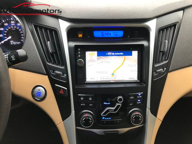 2012 Hyundai Sonata Hybrid Knoxville , Tennessee 23