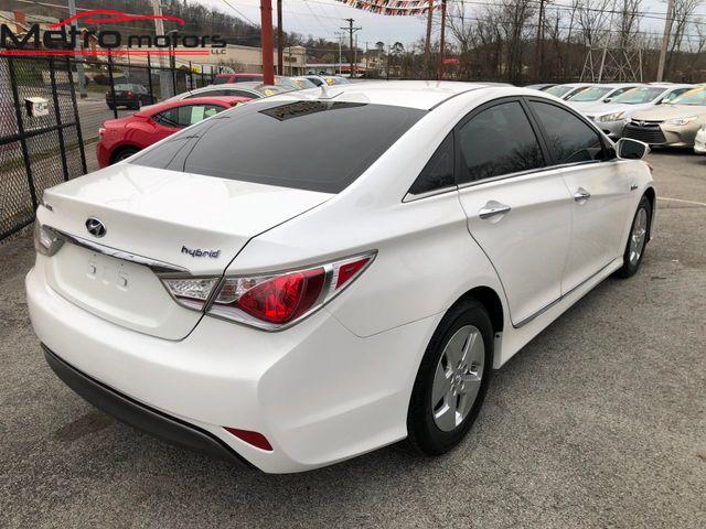 2012 Hyundai Sonata Hybrid Knoxville , Tennessee 45