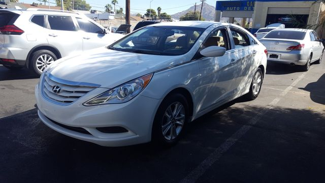 2012 Hyundai Sonata GLS PZEV CAR PROS AUTO CENTER (702) 405-9905 Las Vegas, Nevada 1