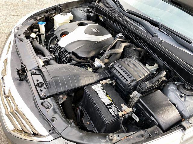 2012 Hyundai Sonata 2.0T SE Madison, NC 38