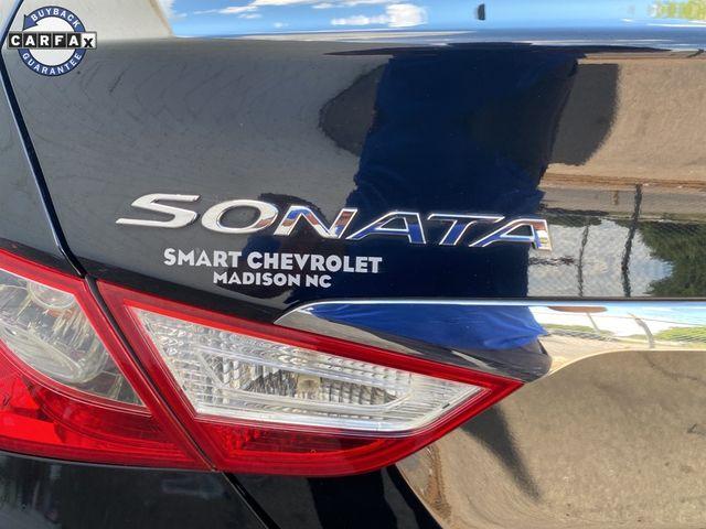 2012 Hyundai Sonata GLS PZEV Madison, NC 14