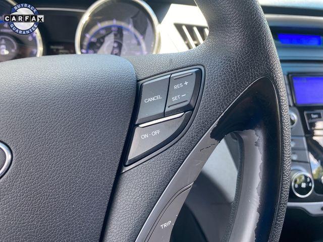 2012 Hyundai Sonata GLS PZEV Madison, NC 25