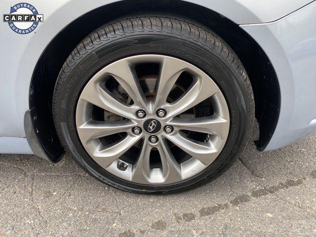2012 Hyundai Sonata 2.4L SE Madison, NC 10