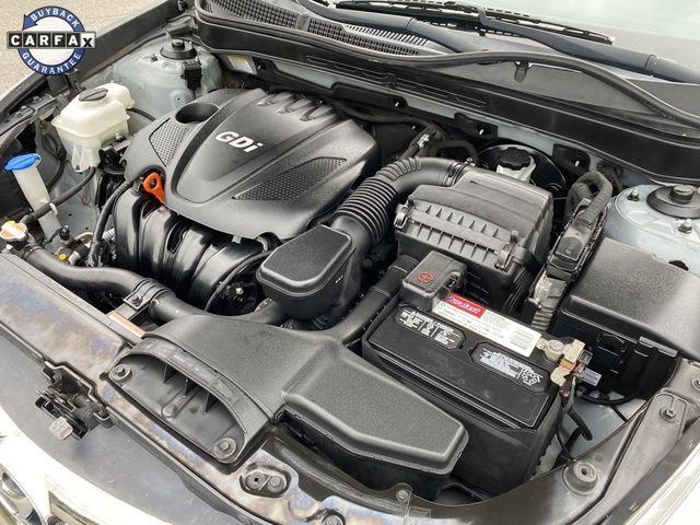 2012 Hyundai Sonata 2.4L SE Madison, NC 32