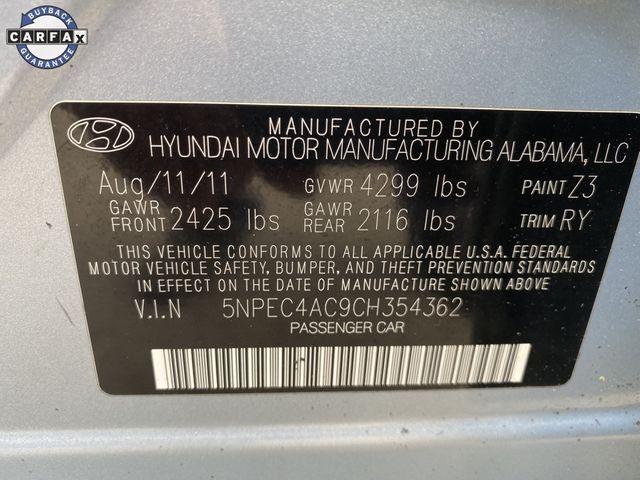 2012 Hyundai Sonata 2.4L SE Madison, NC 36
