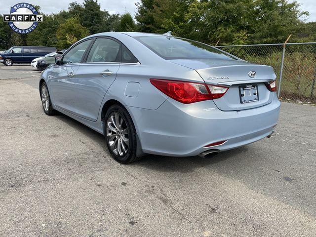 2012 Hyundai Sonata 2.4L SE Madison, NC 4