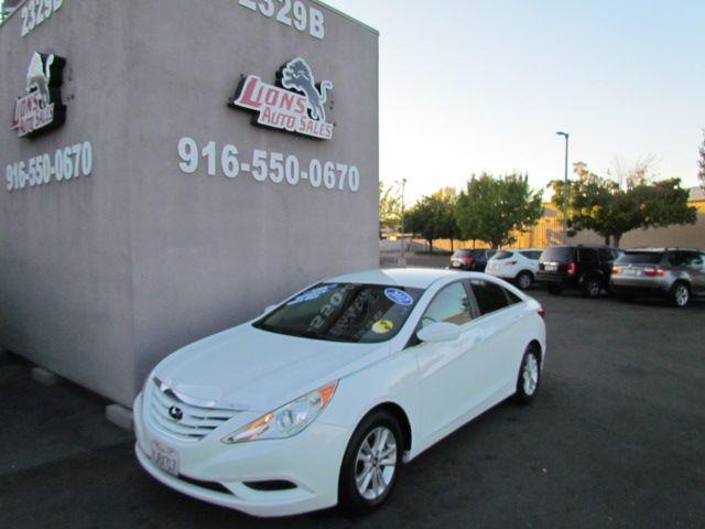 2012 Hyundai Sonata GLS PZEV in Sacramento, CA 95825