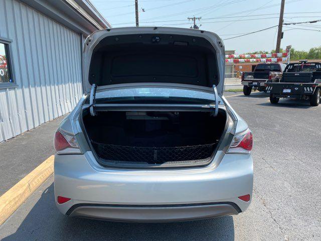 2012 Hyundai Sonata Hybrid in San Antonio, TX 78212