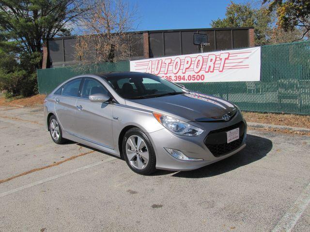 2012 Hyundai Sonata Hybrid St. Louis, Missouri 0