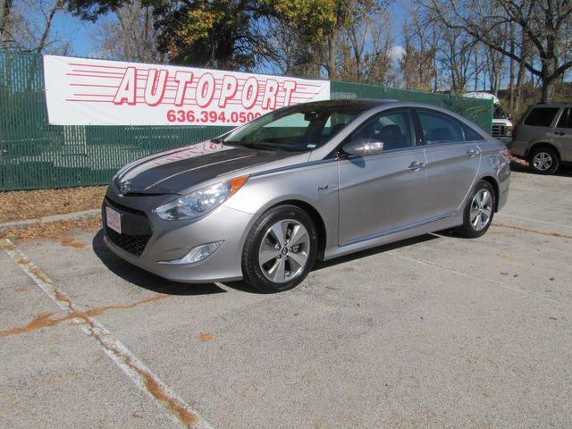 2012 Hyundai Sonata Hybrid St. Louis, Missouri 3