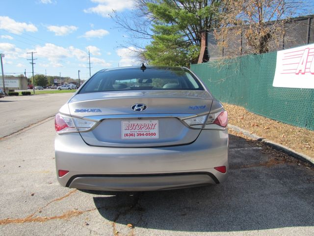 2012 Hyundai Sonata Hybrid St. Louis, Missouri 4
