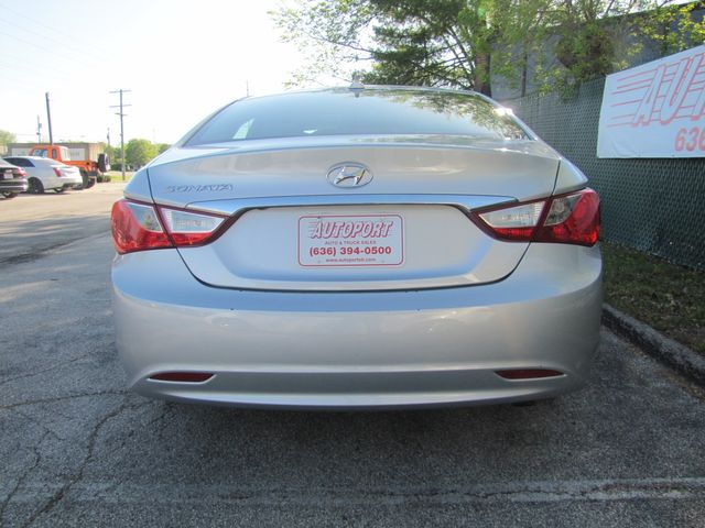 2012 Hyundai Sonata GLS St. Louis, Missouri 5