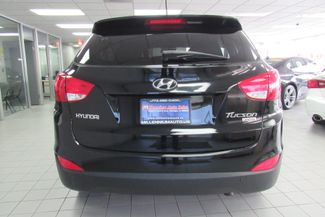 2012 Hyundai Tucson Limited Chicago, Illinois 4