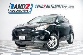 2012 Hyundai Tucson GLS in Dallas TX