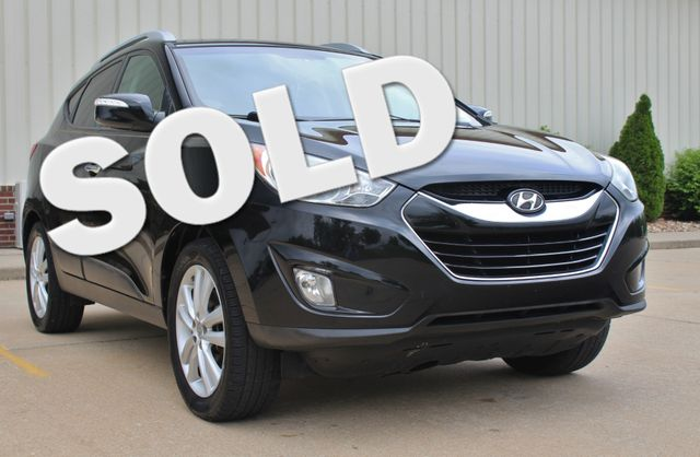 2012 Hyundai Tucson Limited in Jackson, MO 63755