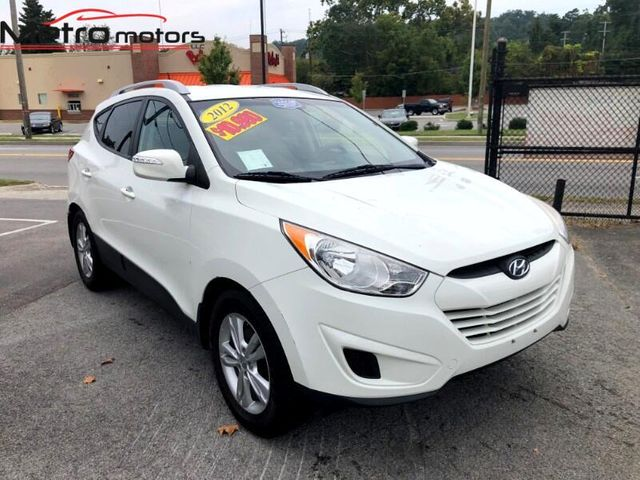 2012 Hyundai Tucson GLS PZEV in Knoxville, Tennessee 37917