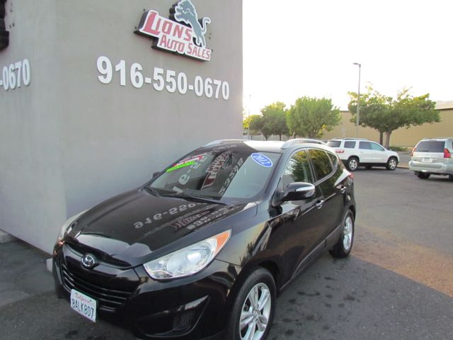 2012 Hyundai Tucson GLS PZEV in Sacramento, CA 95825
