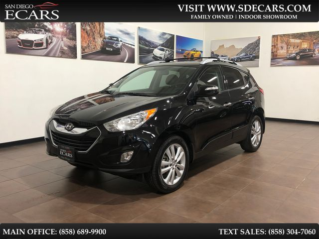 2012 Hyundai Tucson Limited PZEV