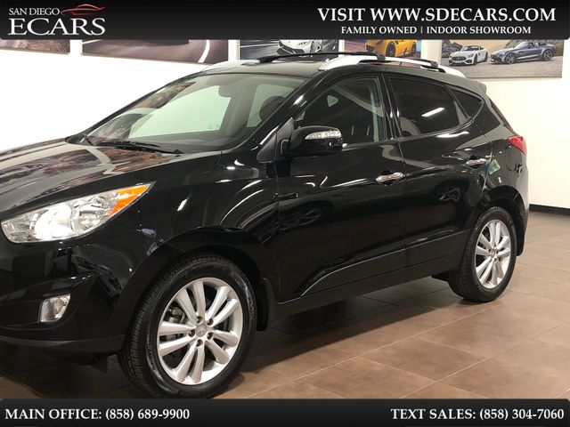 2012 Hyundai Tucson Limited PZEV in San Diego, CA 92126