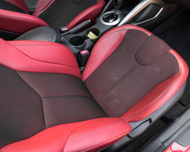 2012 Hyundai Veloster w/Red Int Burbank, CA 11