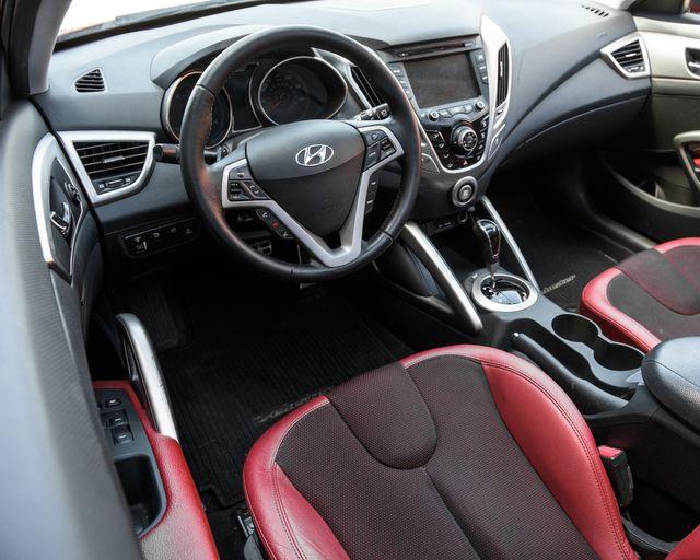 2012 Hyundai Veloster w/Red Int Burbank, CA 15