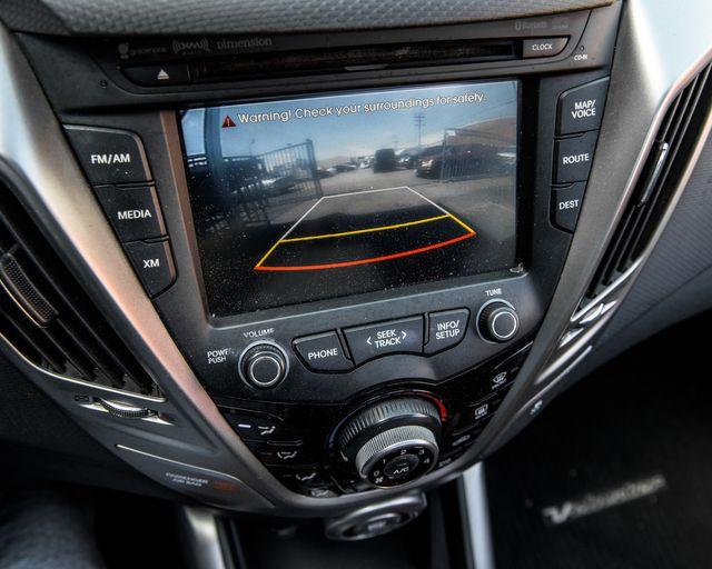2012 Hyundai Veloster w/Red Int Burbank, CA 17