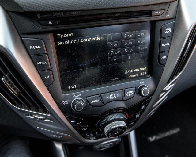 2012 Hyundai Veloster w/Red Int Burbank, CA 18