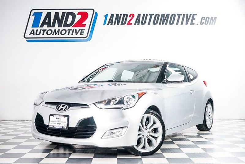 2012 Hyundai Veloster w/Gray Int in Dallas TX