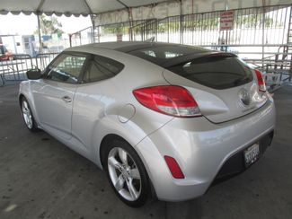 2012 Hyundai Veloster w/Black Int Gardena, California 1
