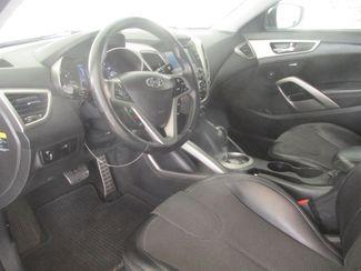 2012 Hyundai Veloster w/Black Int Gardena, California 4