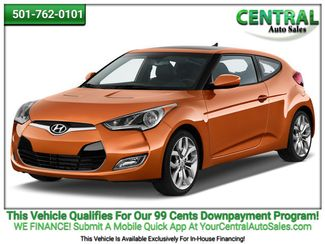 2012 Hyundai Veloster w/Red Int | Hot Springs, AR | Central Auto Sales in Hot Springs AR