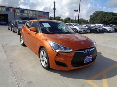 2012 Hyundai Veloster w/Black Int in Houston
