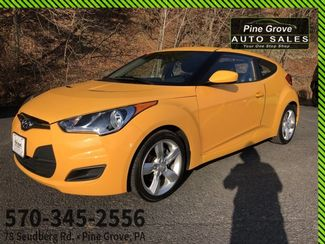 2012 Hyundai Veloster w/Black Int | Pine Grove, PA | Pine Grove Auto Sales in Pine Grove