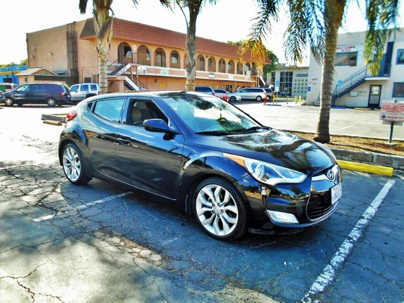 2012 Hyundai Veloster w/Black Int | Santa Ana, California | Santa Ana Auto Center in Santa Ana California