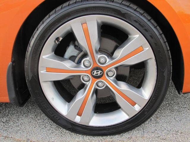 2012 Hyundai Veloster w/Black Int St. Louis, Missouri 10