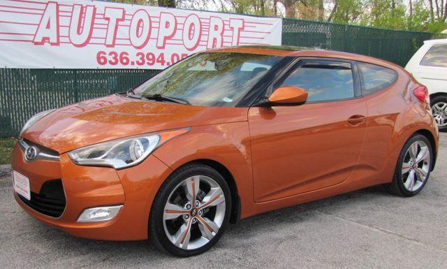 2012 Hyundai Veloster w/Black Int St. Louis, Missouri 4