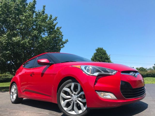 2012 Hyundai Veloster w/Red Int in Sterling, VA 20166