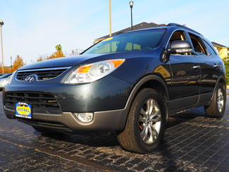 2012 Hyundai Veracruz Limited | Champaign, Illinois | The Auto Mall of Champaign in Champaign Illinois