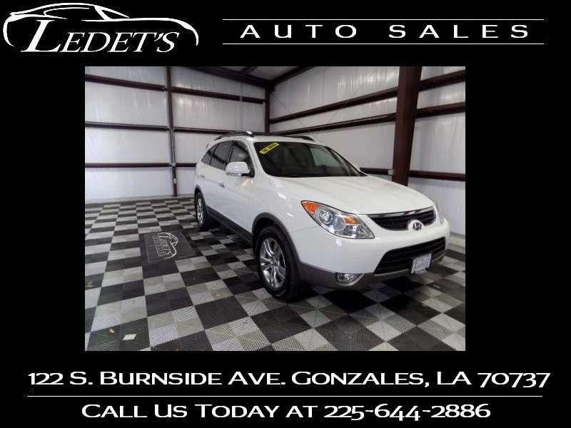 2012 Hyundai Veracruz Limited - Ledet's Auto Sales Gonzales_state_zip in Gonzales Louisiana