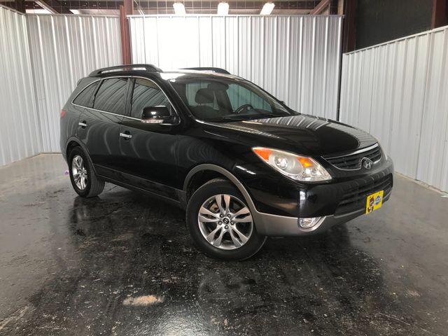 2012 Hyundai Veracruz Limited WARRANTY