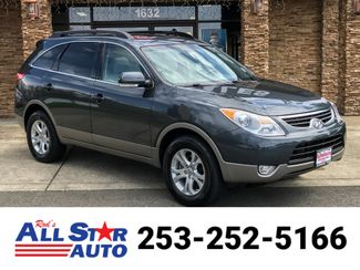 2012 Hyundai Veracruz GLS in Puyallup Washington, 98371