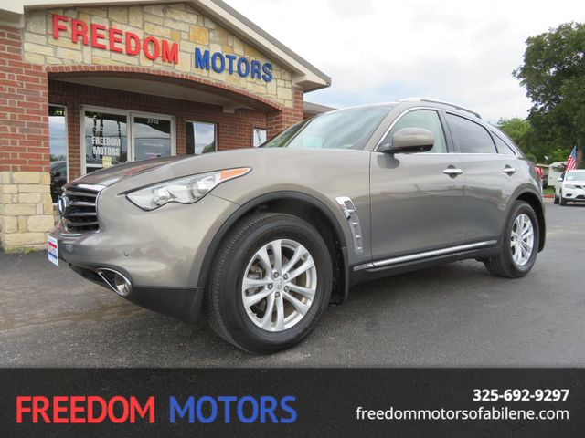 2012 Infiniti FX35  | Abilene, Texas | Freedom Motors  in Abilene,Tx Texas