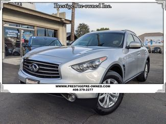 2012 Infiniti FX35 ((**AWD..NAVI & BACK UP CAM...HEATED SEATS**)) in Campbell, CA 95008